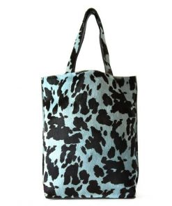 Real Cowhide Handbag For Women