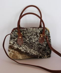 Genuine Cowhide Hand Bag For Women