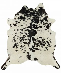Black & White Salt & Pepper Rug