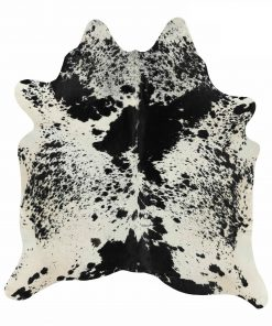 Salt & Pepper Black & white Rug