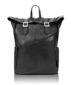 Travelling Leather Backpack