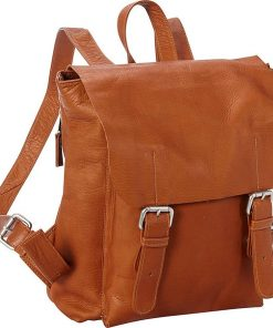 Everyday Use Leather Backpack